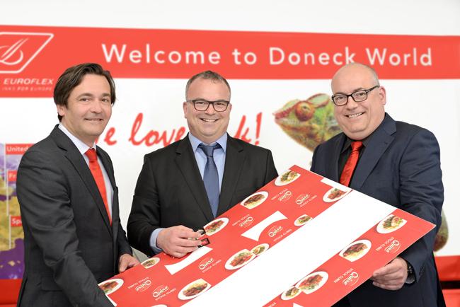 Doneck Network inicia una campaña de productos de seguridad para aplicaciones especiales
