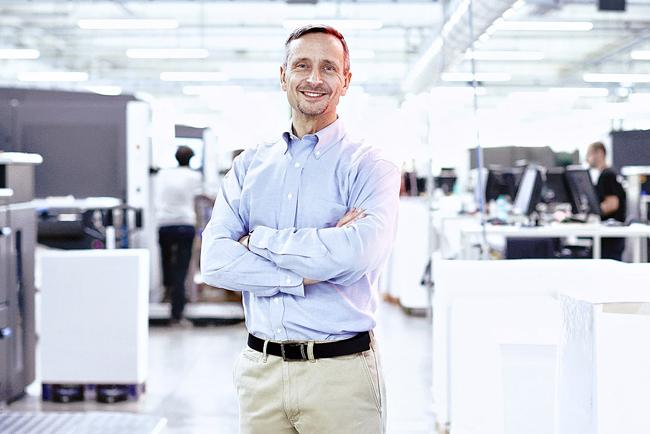 Entrevista a Paolo Roatta, Director General de Pixartprinting