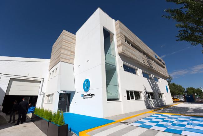 Experience Centre, el pionero centro de innovación para España y Portugal que Smurfit Kappa inaugura en Alcalá de Henares