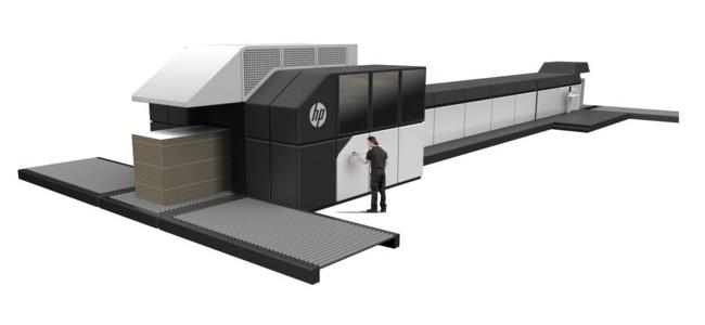 HP presenta las capacidades de impresión de la HP PageWide C500 para la producción de embalaje corrugado convencional