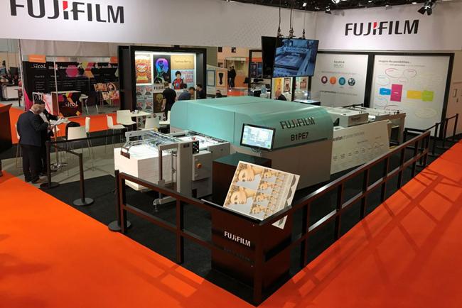 Fujifilm destaca las ventajas de su principal tecnología inkjet con una presentación en exclusiva en FESPA 2017