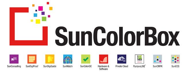 SunColorBox cierra el círculo global de la gestión digital del color
