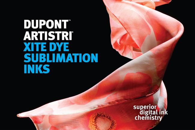 Innovaciones en tintas de DuPont Advanced Printing en Fespa 2017