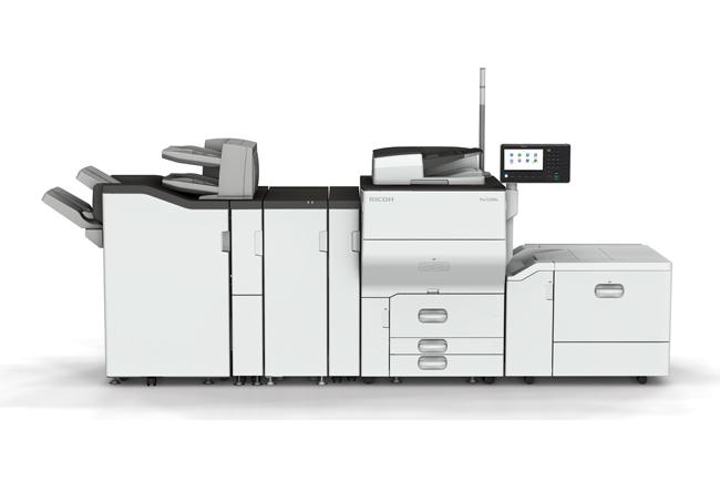 La solución de Ricoh para impresión de libros y la serie Ricoh Pro™ C5200, ganadoras de dos premios EDP