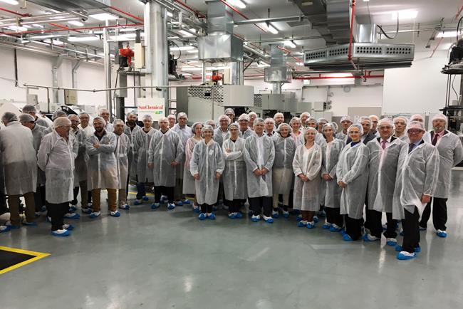 Sun Chemical S.A. inaugura su nueva Planta Global de tintas offset de baja migración en  España