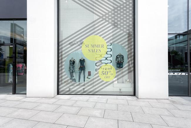 Squid revoluciona la señalización para ventanas y escaparates en FESPA 2017