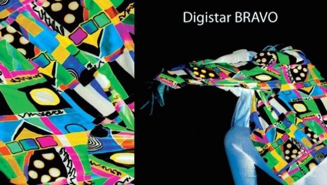 Kiian Digital presentó en FESPA la nueva tinta dispersa Digistar Bravo