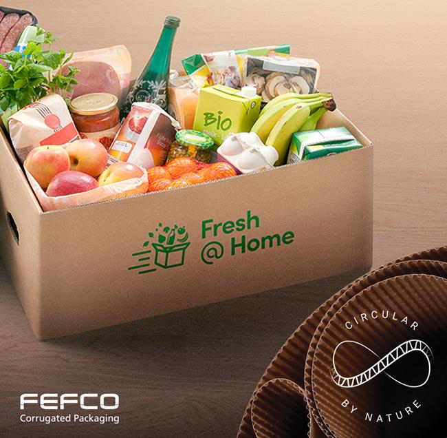 El Packaging impide el desperdicio de alimentos: El cartón ondulado es parte de la solución