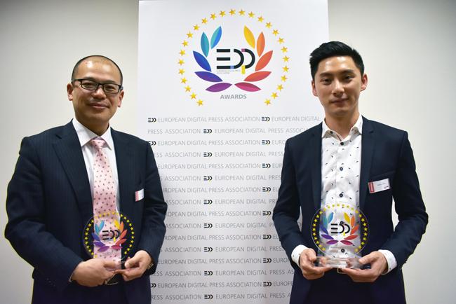 Éxito rotundo de Mimaki Europe en FESPA 2017