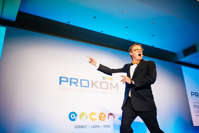 PROKOM anuncia su expansión tras el éxito de la conferencia inaugural