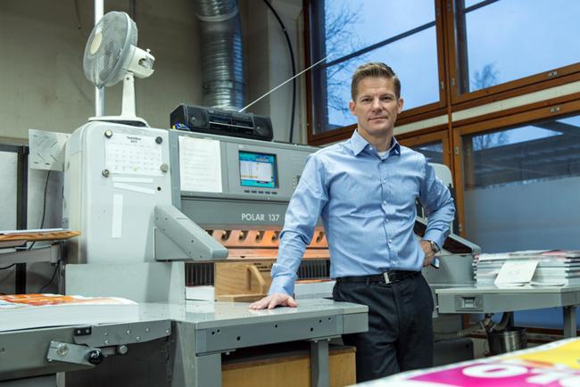 Lönnberg opta por Midmarket Print Suite de EFI para gestionar mejor sus actividades de impresión comercial y formato superancho