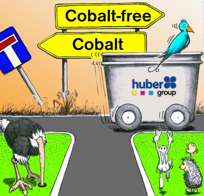 Hubergroup establece las tintas de impresión offset con formulaciones libres de cobalto