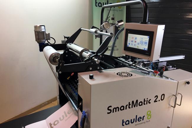 Tauler lanza la nueva tecnología Tauler_FOIL en su equipo de laminado