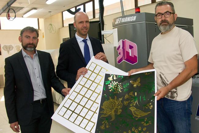 Truyol refuerza su posicionamiento en el mercado de acabados de alta gama gracias a la tecnología de MGI