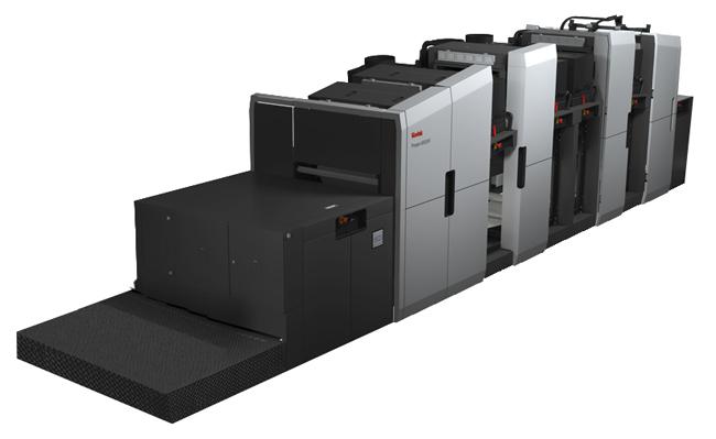 Kodak instala su primer sistema de impresión PROSPER 6000S del mundo en Zumbiel Digital