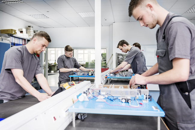 POLAR invierte en un nuevo centro de formación