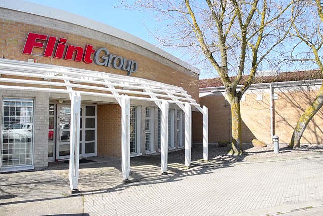 Flint Group opens its Global Innovation Centre for its Paper & Board packaging inks business in Malmö, Sweden; announces its investment of a SOMA printing press