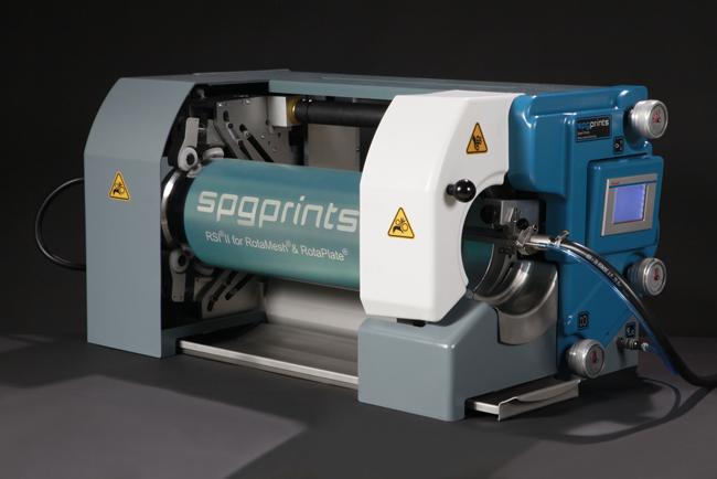 SPGPrints presentará en Labelexpo Europe  flujos de trabajo de imágenes por láser y serigrafía rotativa, y dará a conocer la máquina PIKE 700 inkjet UV digital
