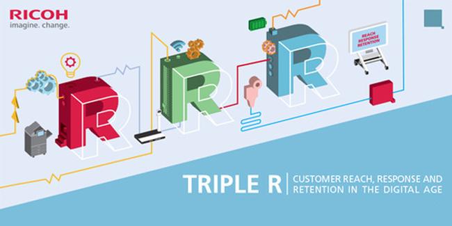 """Estudio 'Triple R' de Ricoh """"Las marcas más pequeñas prestan más atención a sus clientes"""""""