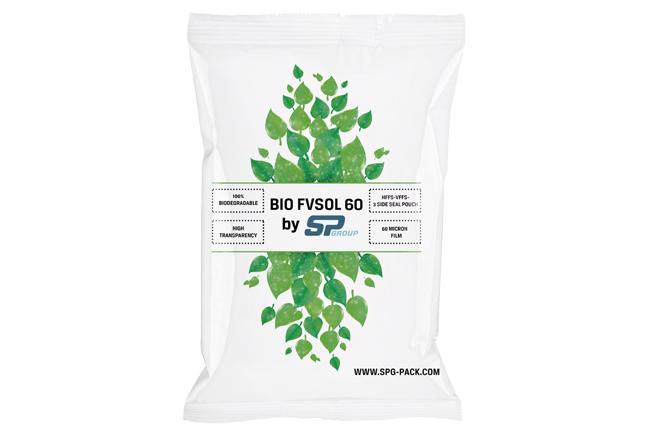 SP GROUP presenta BIO FVSOL, un envase  100% biodegradable