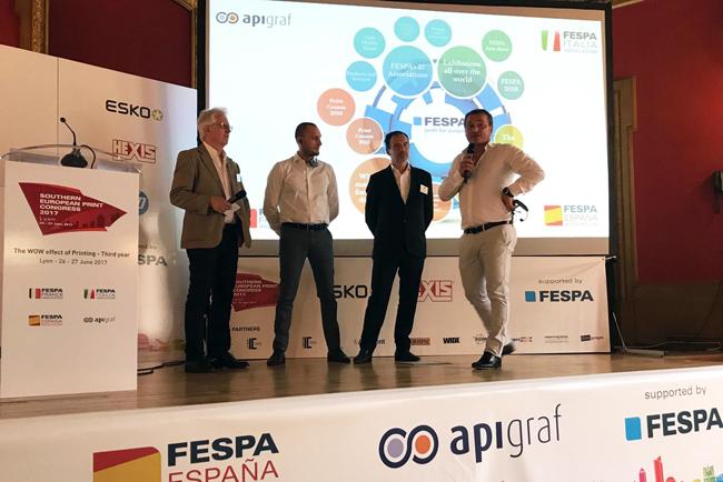 Éxito de organización y participación en el III Congreso Fespa de Europa del Sur