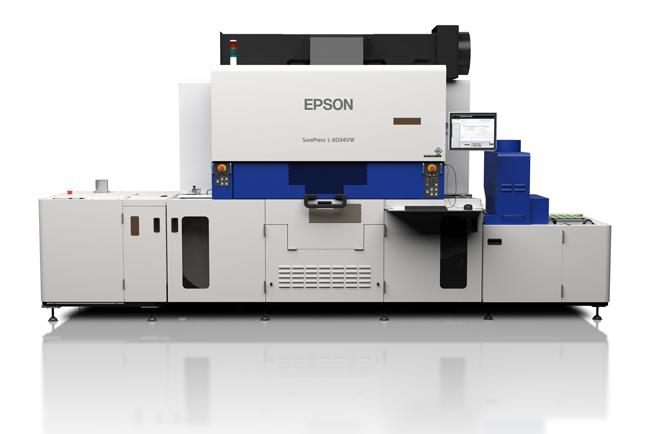 Epson muestra la gama más amplia de impresoras y prensas para etiquetas en LabelExpo 2017