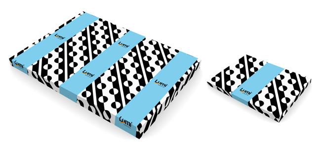 La marca de papel Lumi, se actualiza