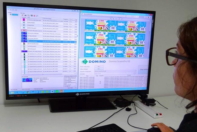Domino lanza una nueva solución de flujo de trabajo para el sector de las etiquetas