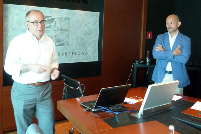 Kodak presenta en Barcelona sus planes de futuro