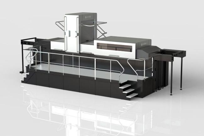 Scodix anuncia las primeras instalaciones beta de la prensa digital Scodix E106