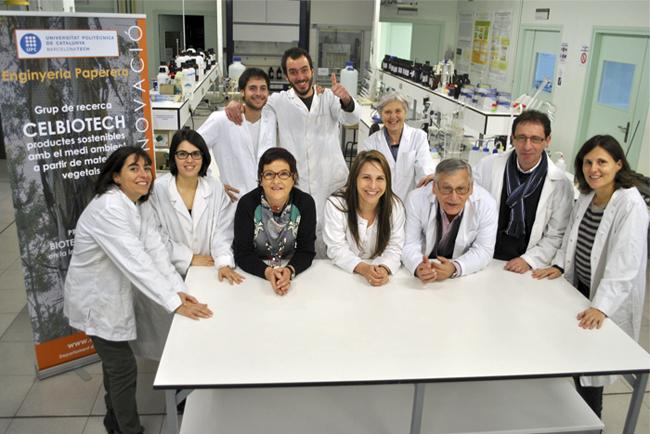 Elisabet Quintana presenta su Tesis Doctoral en Ingeniería Papelera en la Universitat Politécnica de Catalunya (UPC)