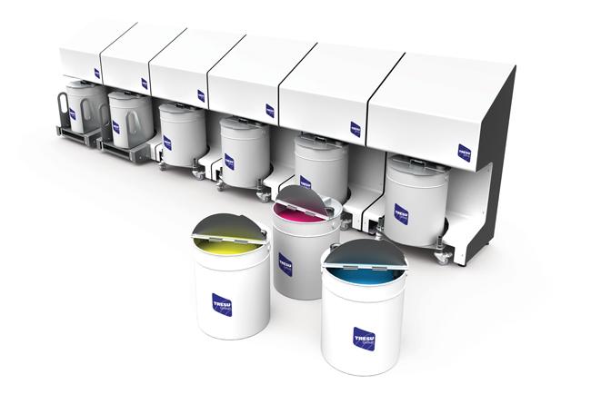 TRESU presenta sus soluciones en impresión flexo de alto rendimiento para lotería y productos auxiliares en Labelexpo Europe 2017