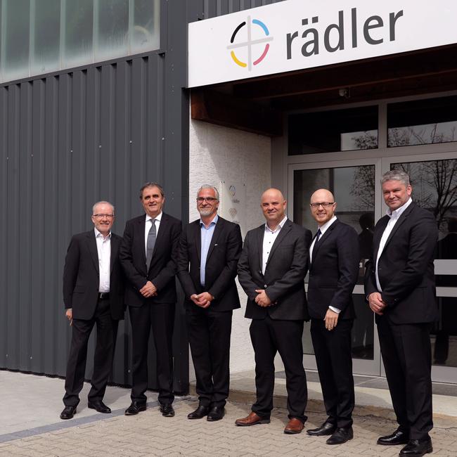 Scodix nombra a Rädler como socio de ventas en Alemania