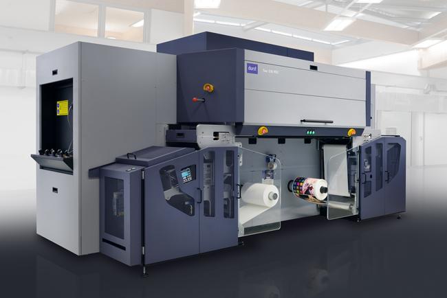 Durst expande su serie Tau 330 en Labelexpo 2017 con una nueva tecnología de impresión de vanguardia single pass