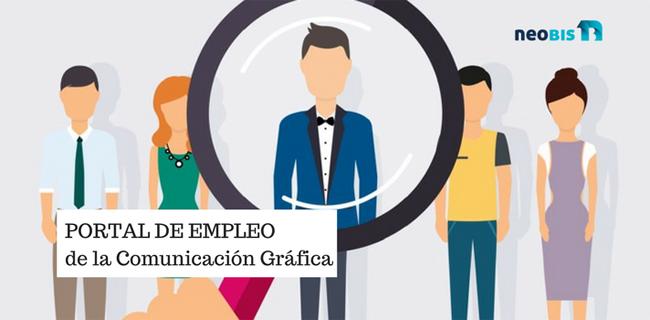 neobis lanza el portal de empleo de la Comunicación Gráfica