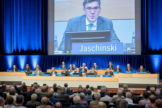 La Asamblea General Anual de Heidelberger Druckmaschinen AG aprueba todos los puntos con una clara mayoría