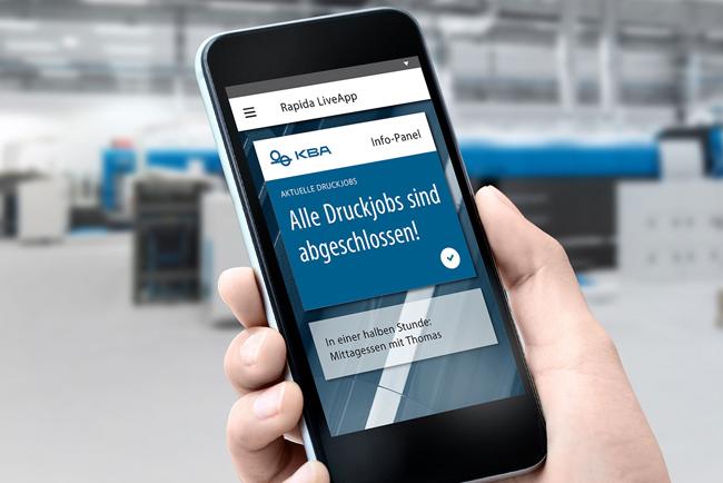 Producción impresa industrial con ErgoTronic AutoRun de KBA