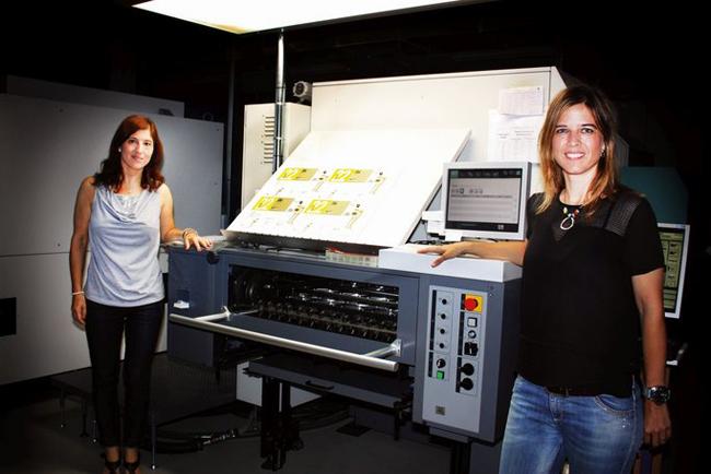 Jet Press 720S de Fujifilm ofrece calidad y beneficios medioambientales a Gráficas Ochoa S.A.