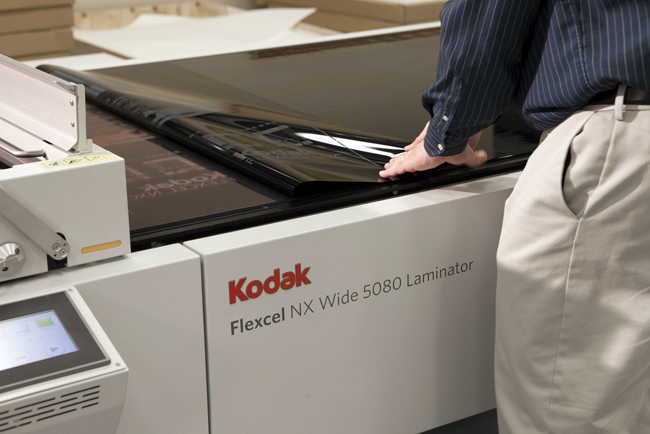 Kodak continúa con su inversión y colaboración para packaging en Labelexpo Europe 2017