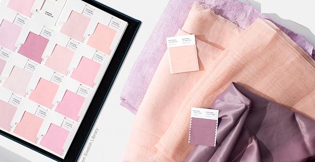 Pantone lanza la lista de los colores de otoño 2017