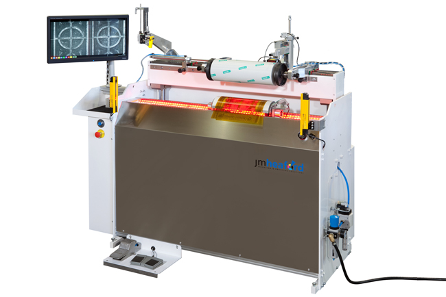 Heaford unveils new automation for label printers at Labelexpo Europe