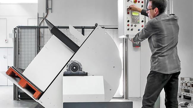 El papel fundamental de los aireadores y volteadores de pila en el proceso de impresión y conversión