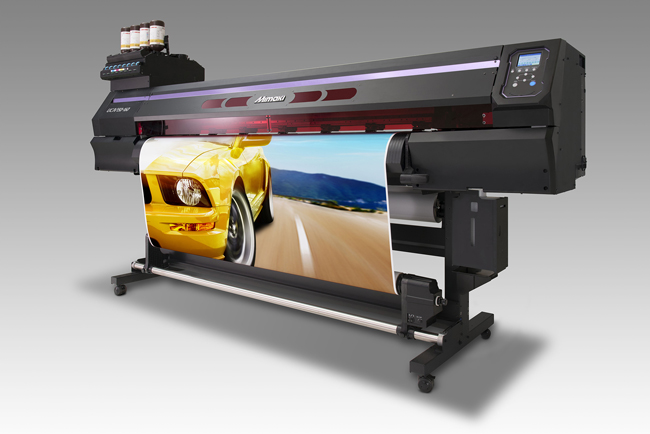 Mimaki presenta un sistema de impresión y corte innovadores que definirán el futuro del fabricante de rótulos: UCJV300-160 Y UCJV150-160