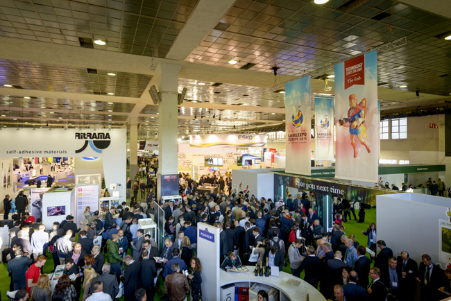 Labelexpo Europe 2017 se prepara para una edición colosal