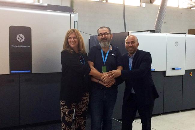 HP y Truyol lideran la nueva era de la impresión digital