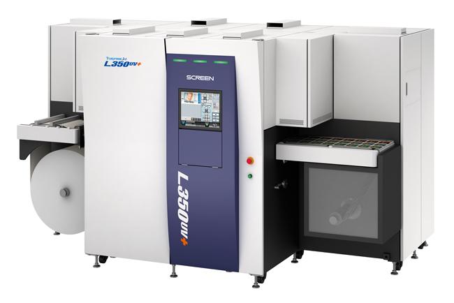 El Grupo Docuworld da el salto al digital con la segunda impresora Screen Truepress JET L350UV+ del mundo