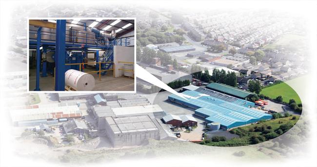Spandex recibe la acreditación ISO 14001 para su fábrica ImagePerfect en Lancaster, Reino Unido
