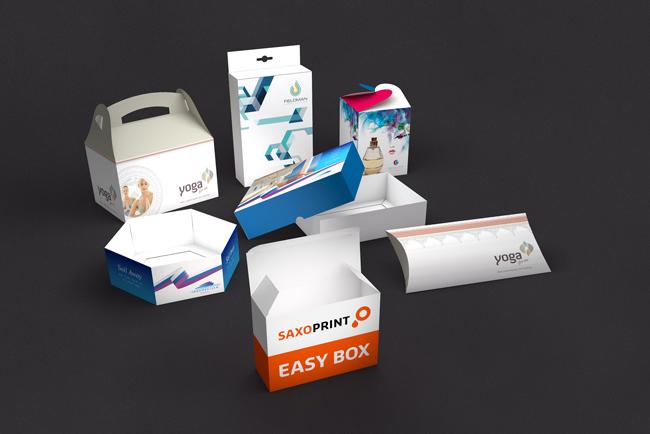 Saxoprint, impresión de packaging en tiradas pequeñas
