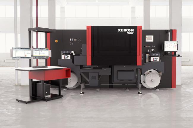 Xeikon se presenta por todo lo alto en Labelexpo Europe con el lanzamiento de cuatro nuevas impresoras digitales de etiquetas