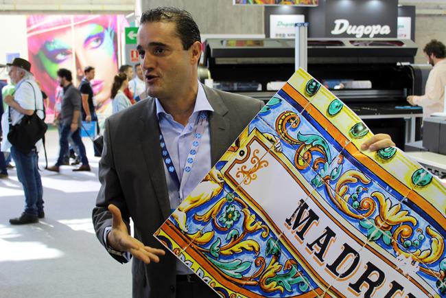 HP presenta sus soluciones de Gran Formato  más innovadoras en C!Print Madrid 2017